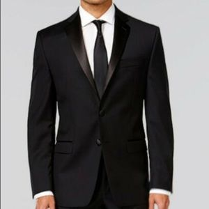 Men's Calvin Klein Slim Tuxedo 44L Black